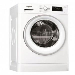 Electro mbh   Machine à laver Frontale FWG71253WNA WHIRLPOOL