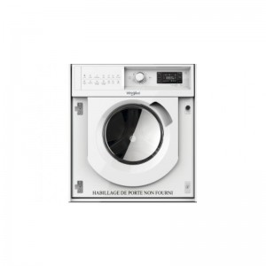 Electro mbh   Machine à laver encastrable WHIRLPOOL