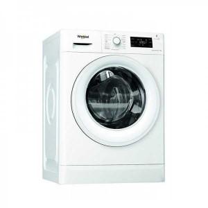 Electro mbh   Machine à laver Frontale WHIRLPOOL 9 Kg FWG91284W NA Blanc